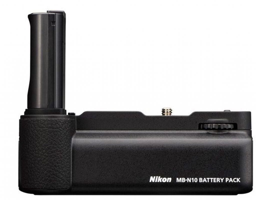 Nikon releases the MB-N10 Battery Pack, just another battery pack