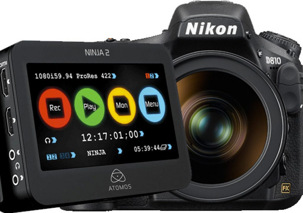 Nikon Improves DSLRs Workflow with Atomos 1
