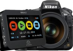 Nikon Improves DSLRs Workflow with Atomos