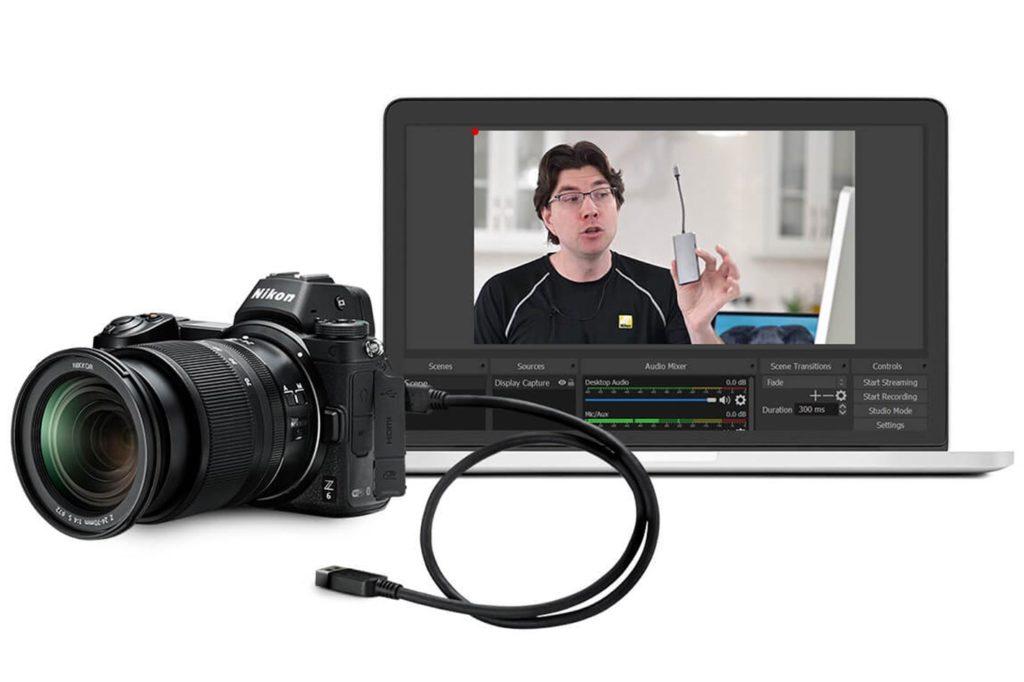 Nikon Webcam Utility: Windows now, Mac version coming soon