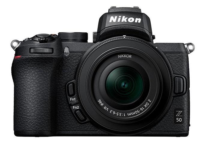 Nikon Z 50: APS-C camera shoots 4K UHD/30p using the whole frame 9