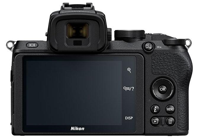 Nikon Z 50: APS-C camera shoots 4K UHD/30p using the whole frame 7