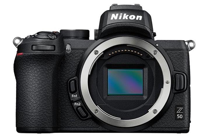 Nikon Z 50: a larger mount for an APS-C sensor