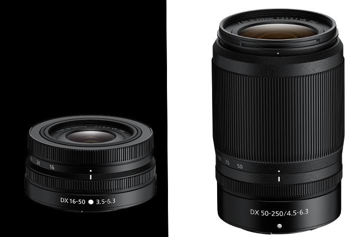 Nikon Z 50: APS-C camera shoots 4K UHD/30p using the whole frame 8