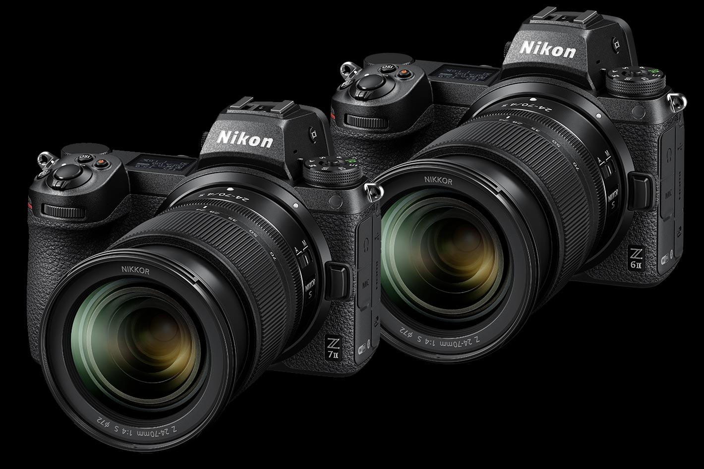Nikon Z 7II and Z 6II offer advanced video capabilities