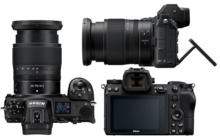 Nikon Z7 and Z6, a Nikon videographers' dream