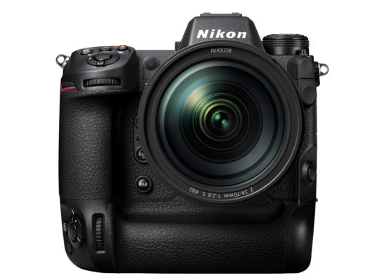 The Nikon Z series now has a flagship: the Z 9 full-frame mirrorless