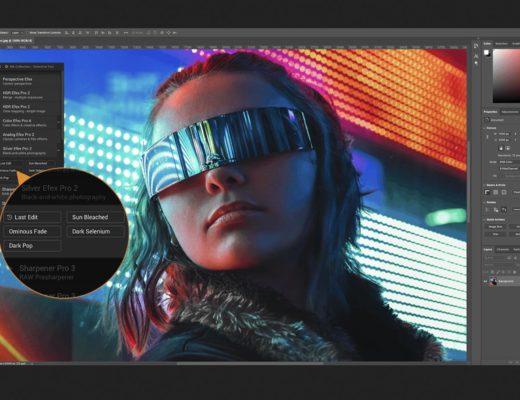 Nik Collection 3 By DxO has a new non-destructive workflow