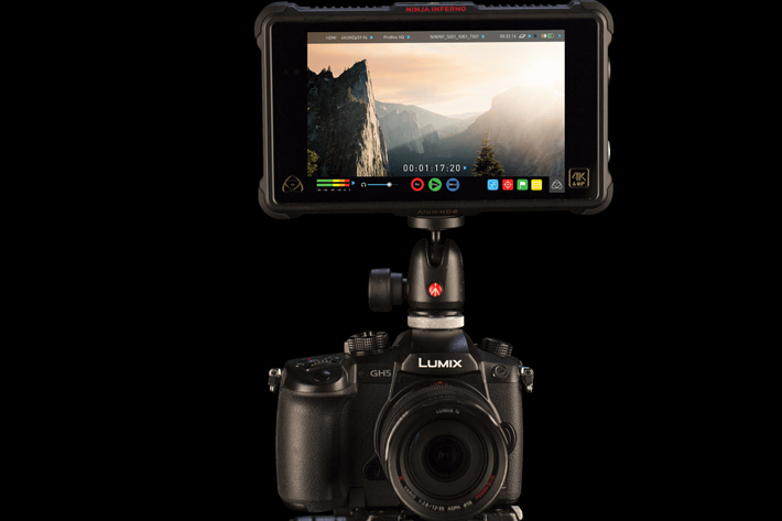 Atomos: new lower price for the Ninja and free update