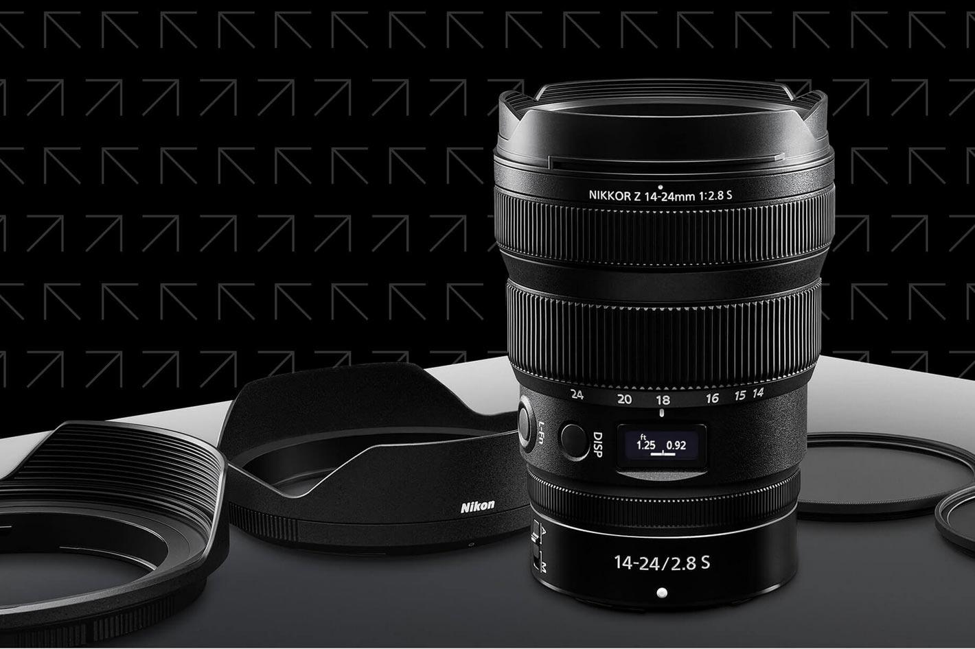 Light Pollution Filter NiSi 112mm Circular Natural Night Filter for Nikon Z 14-24mm f//2.8S
