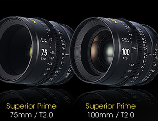 Nitecore Superior Prime: a completely new line of Cinema lenses