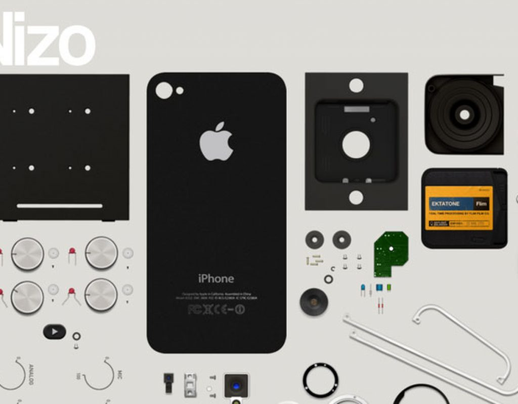 Nizo: an iPhone app to simplify the art of filmmaking