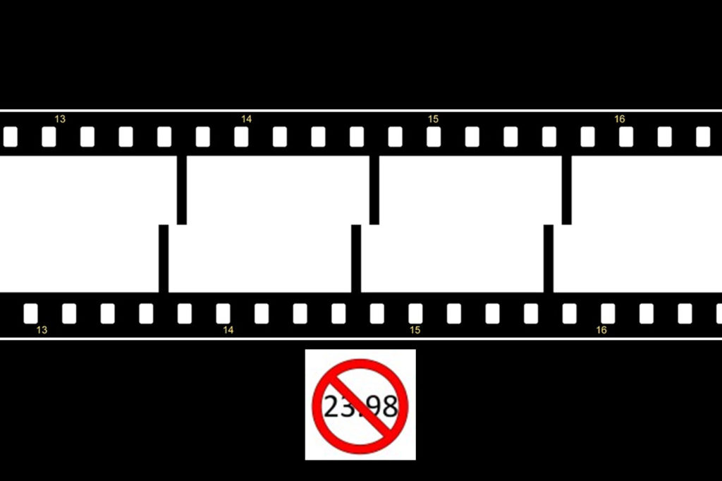 Industry professionals want to phase out fractional frame rates