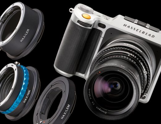 "NOVOFLEX ""expands"" Hasselblad X1D's choice of lenses"