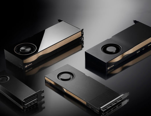 NVIDIA RTX A2000: the most compact and power-efficient GPU