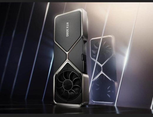 NVIDIA announces GeForce RTX 30 Series GPU