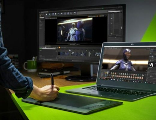 NVIDIA announces 17 new RTX Studio laptops for video editing