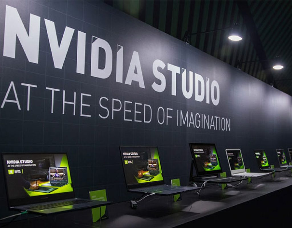SIGGRAPH 2019: 10 new NVIDIA RTX Studio laptops for video editing