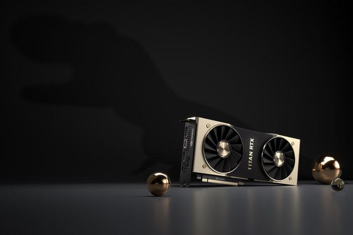 Nvidia TITAN RTX, the world's most powerful desktop GPU