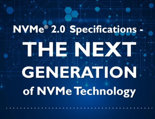 New NVMe 2.0 standard includes support for Hard Disk Drives