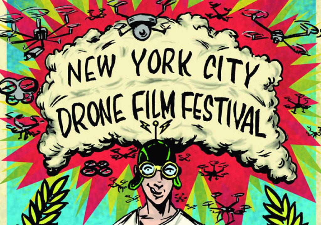Drone Film Festival: 2016 Edition Opens in August 1