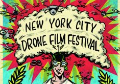 Drone Film Festival: 2016 Edition Opens in August