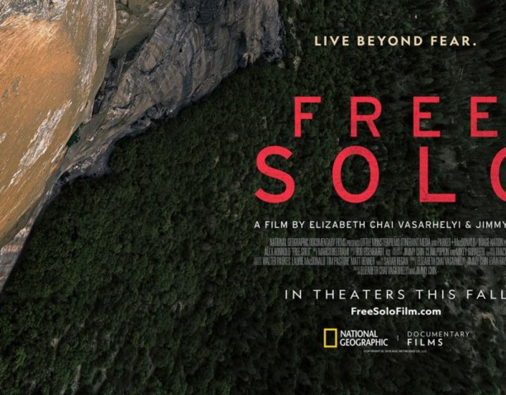 "ART OF THE SHOT: ""Free Solo"" Jimmy Chin and Elizabeth Chai Vasarhelyi 1"