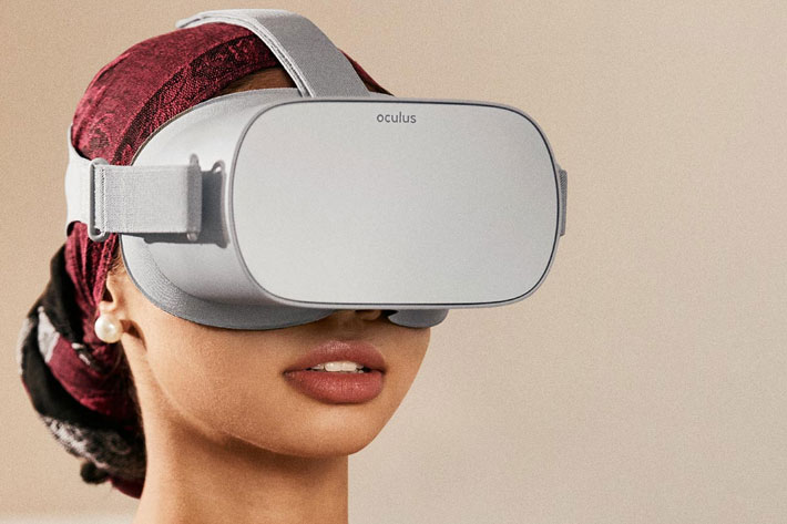 Oculus Go: the new horizon in wireless-VR