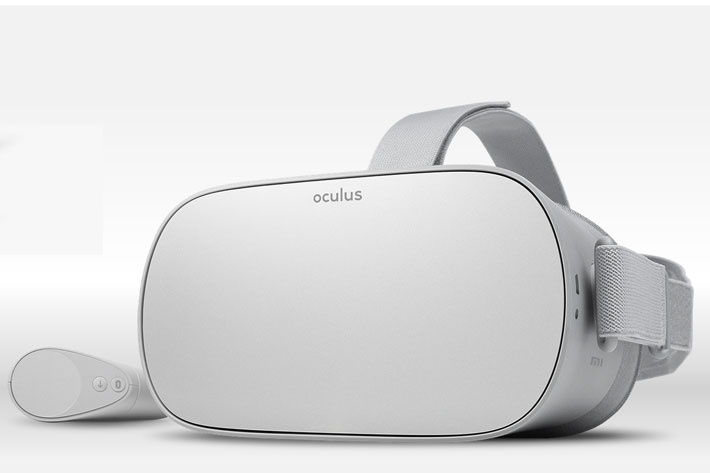 Oculus Go: the Oculus Go: the new horizon in wireless-VRhorizon in wireless-VR