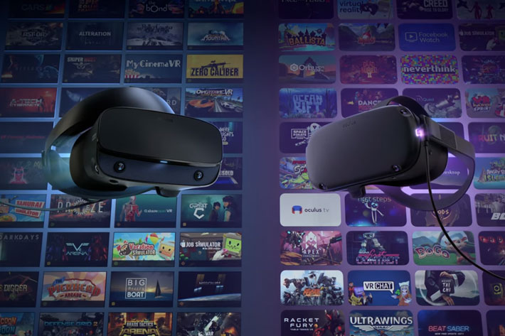 Review: can the Oculus Quest with Oculus Link become the Oculus Rift 2? 1
