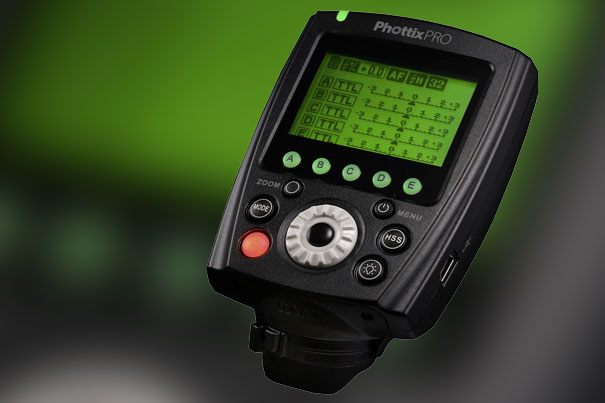 Finally available: the new Odin II flash trigger 2