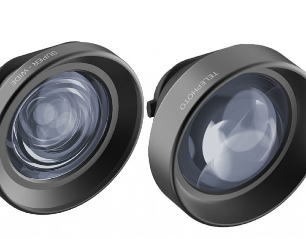 New lenses from olloclip for smartphone videographers