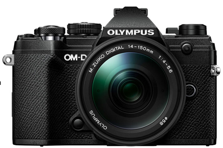 Olympus OM-D E-M5 Mark III: a compact MFT for DCI 4K movies