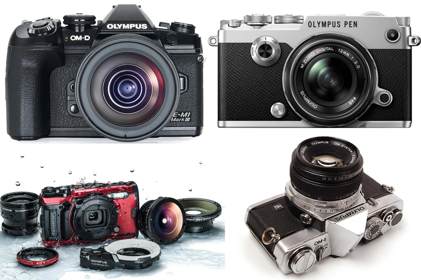 Olympus Imaging on sale: company puts an end to 84 years of history