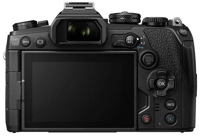 Olympus OM-D E-M1 Mark III: a new professional model with video