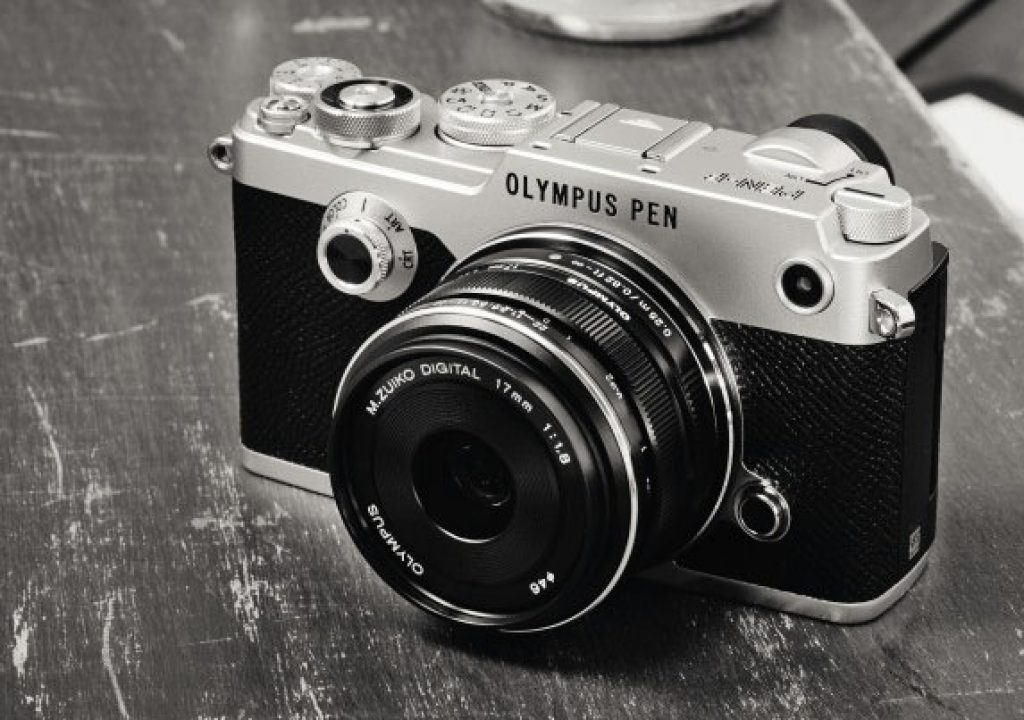 Olympus PEN-F: back to the 1960's, with no 4K video 1