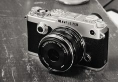 Olympus PEN-F: back to the 1960's, with no 4K video
