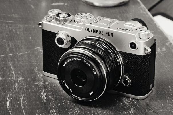 Olympus PEN-F: back to the 1960's, with no 4K video 4