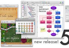 Lighting diagrams for the Mac: Omnigraffle