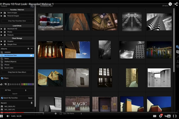 ON1 Photo 10: The Next Generation of Perfect Photo Suite 2
