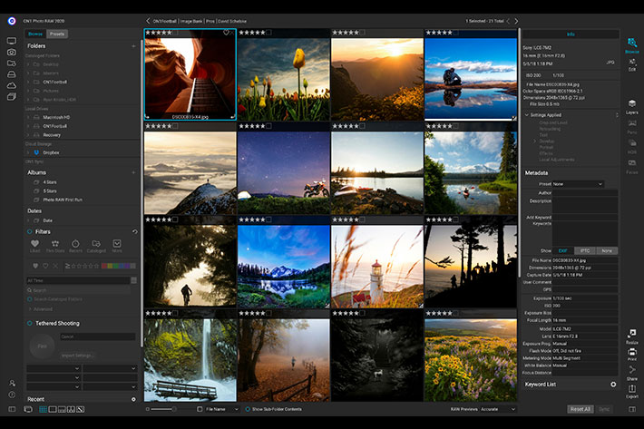 ON1 Photo RAW 2020: the all-in-one photo workflow solution is now available 1