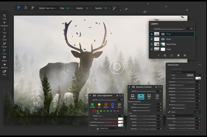 ON1 Photo RAW 2020: the all-in-one photo workflow solution is now available 3