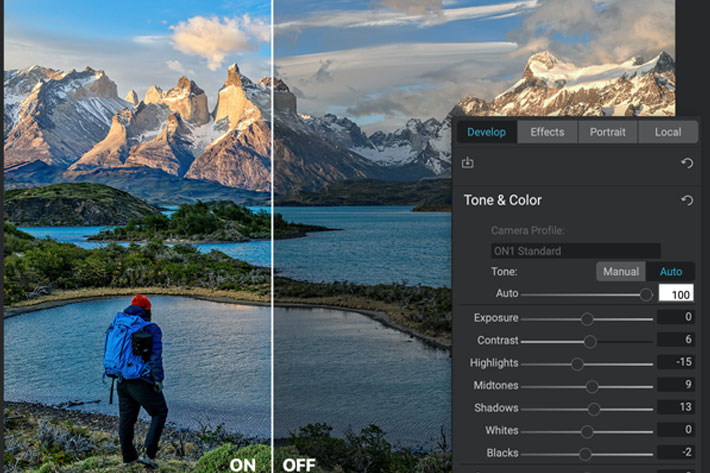 ON1 Photo RAW 2020: the all-in-one photo workflow solution is now available 5