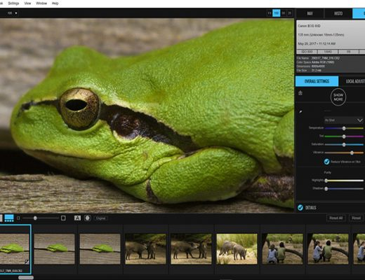ON1 Photo 2017 editor gets a major update
