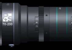 P+S Technik Announces 70-200 1.5x Anamorphic Zoom Lens