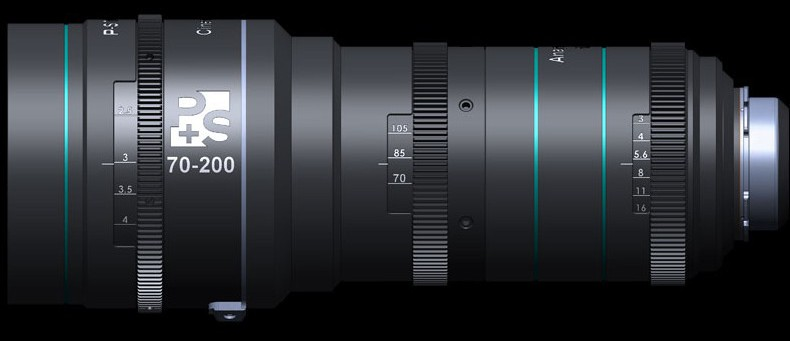 P+S Technik Announces 70-200 1.5x Anamorphic Zoom Lens 16