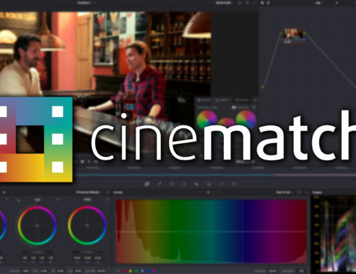CineMatch from FilmConvert 3