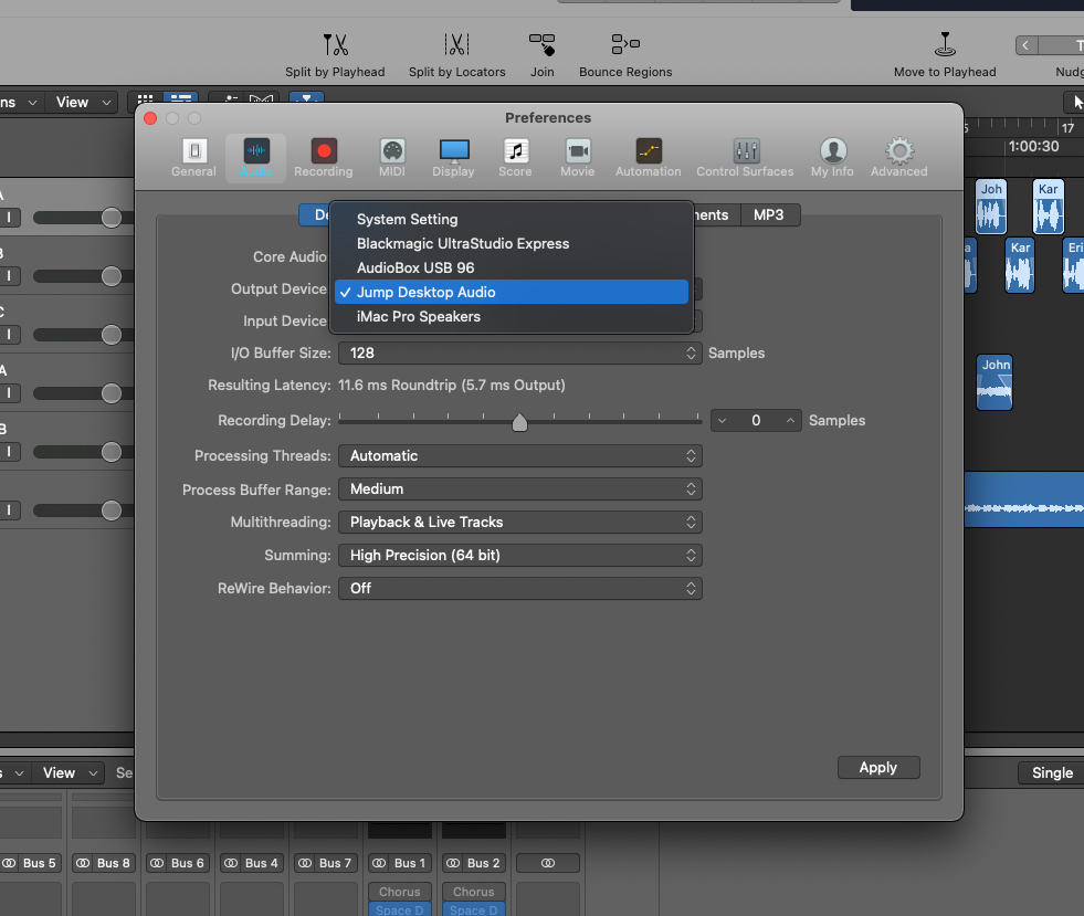 Real Remote Editing with Jump Desktop 34