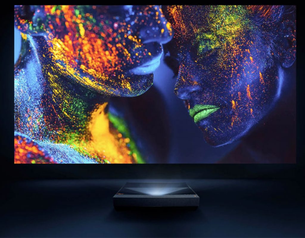 Optoma UHZ65UST: the ultimate big-screen experience at home