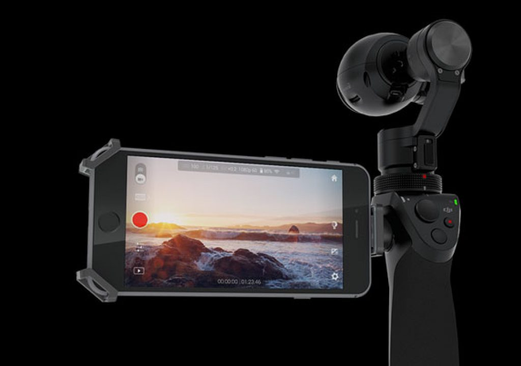 DJI Osmo: Long Exposures Without Tripod 1